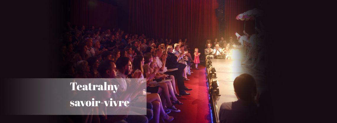 Jak zachowywać się teatrze? Przewodnik dla dzieci i rodziców