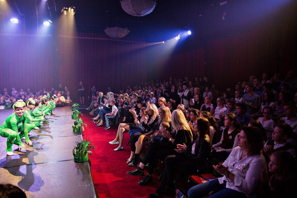 Jak dobrze zachowywać się w teatrze - savoir vivre