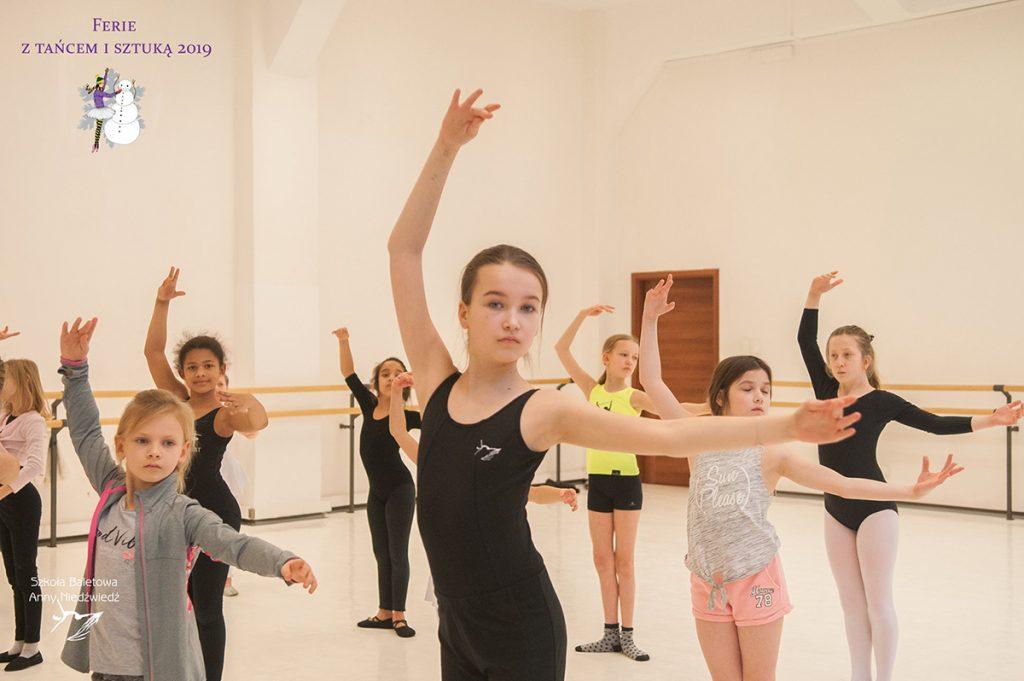 Ferie z Tańcem i Sztuką