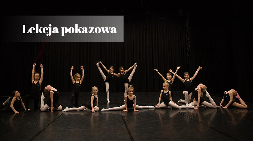 Akrobatyka umożliwia dzieciom poprawę sylwetki i koordynacji