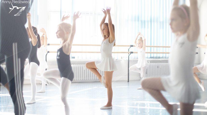 Od kiedy zacząć naukę baletu?