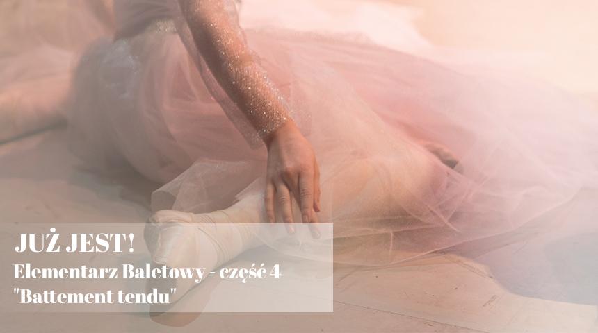 podstawy baletu w krótkich filmikach