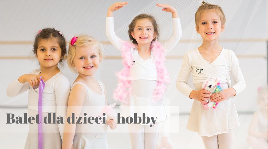 Balet dla najmłodszych na Jeżycach