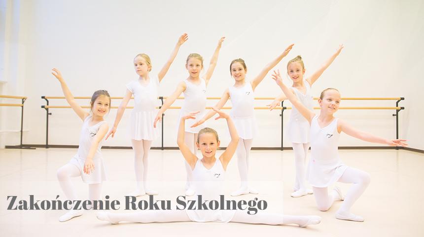 balet dla dzieci i dorosłych