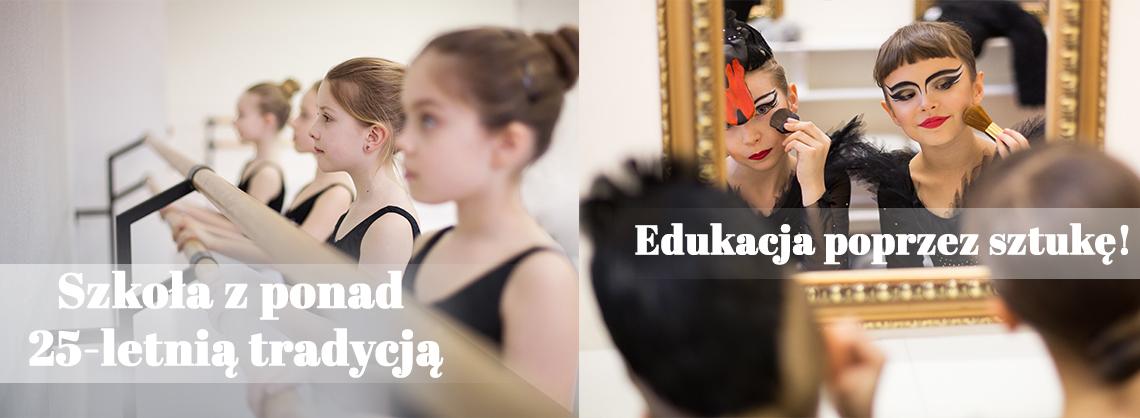 balet dla dzieci poznań jeżyce