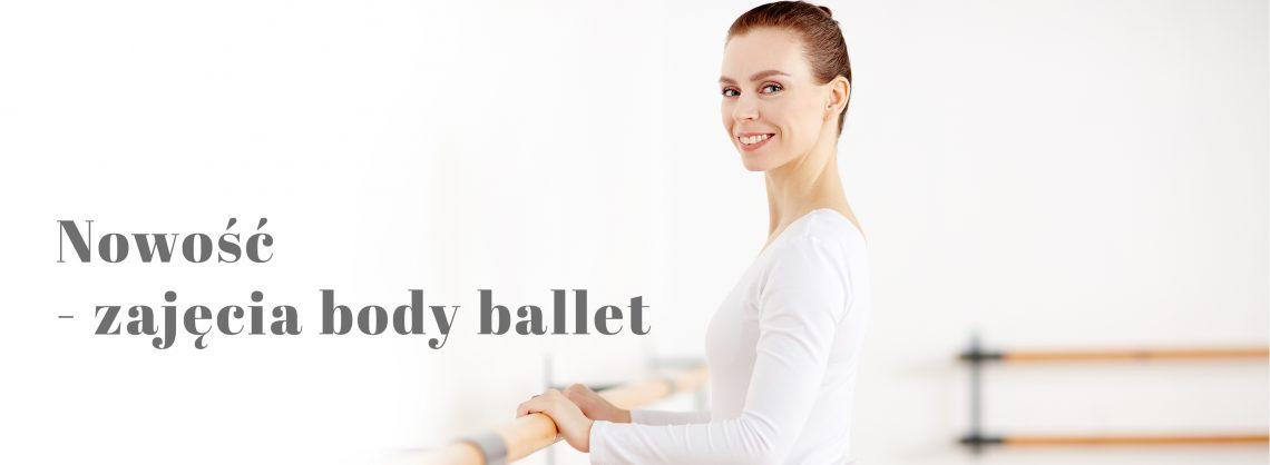 balet dla dorosłych poznań
