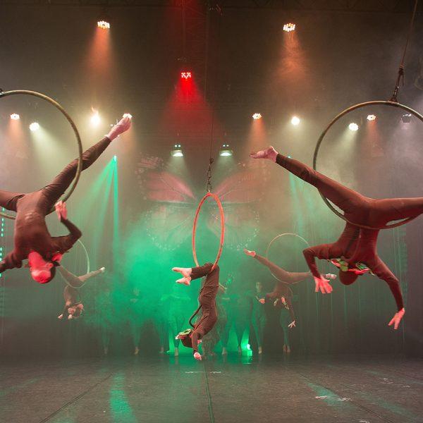 akrobatyka powietrzna poznań