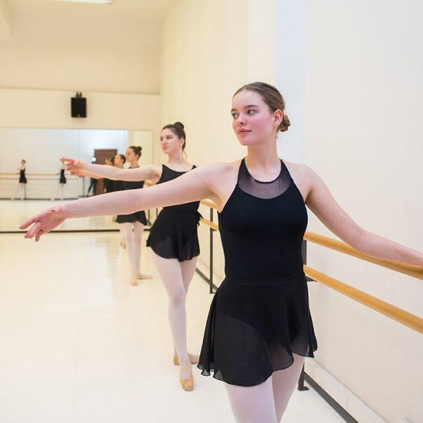 balet dla młodzieży poznań