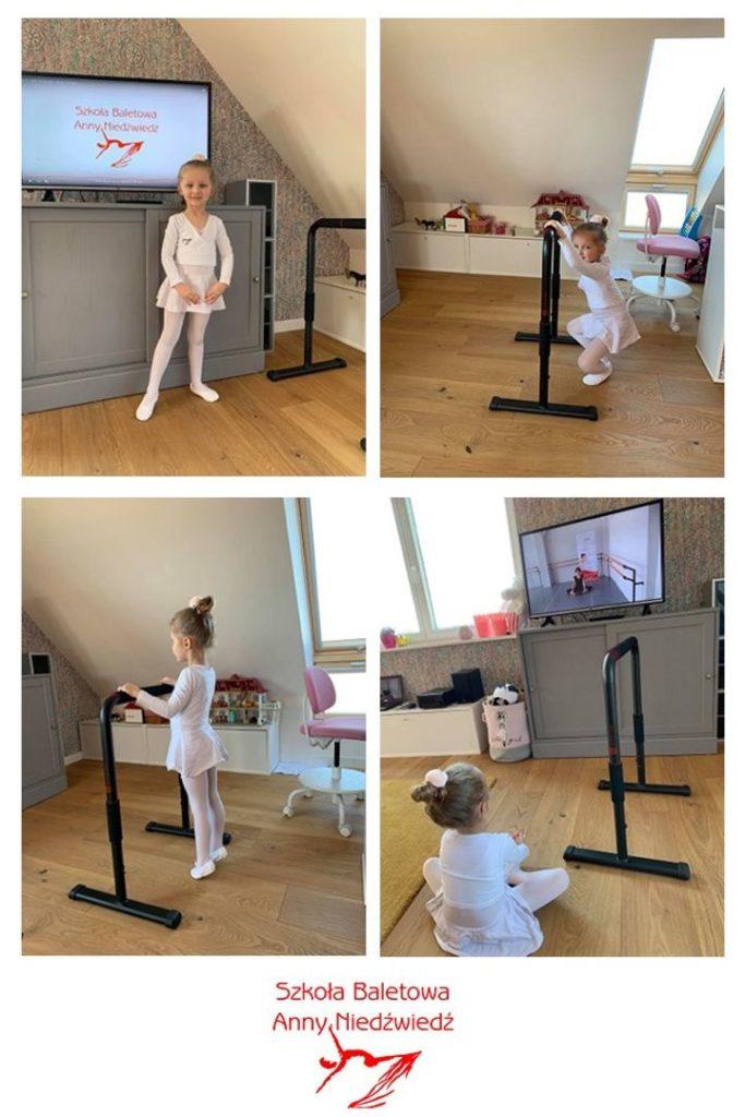 balet dla dzieci poznań szkoła baletowa anny niedźwiedź