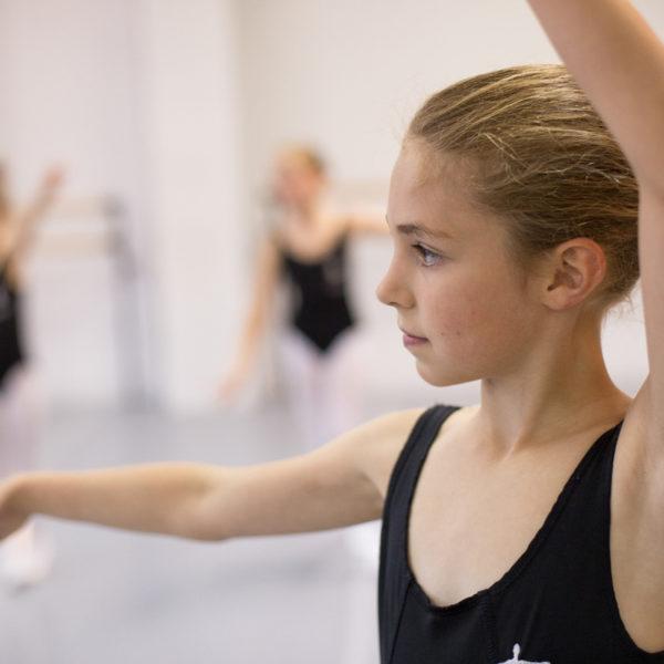 balet w poznaniu dla dzieci