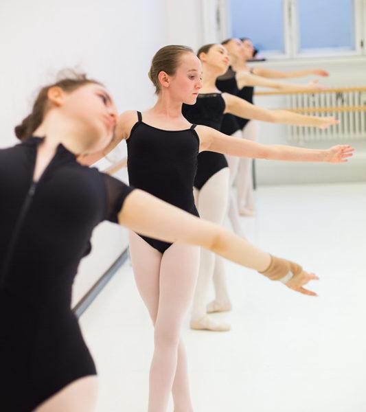 balet w poznaniu dla dzieci i młodzieży