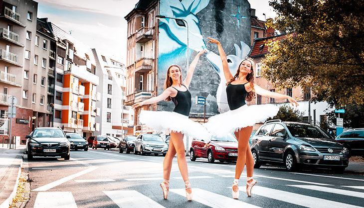 ballet dancer Poznań ballet school
