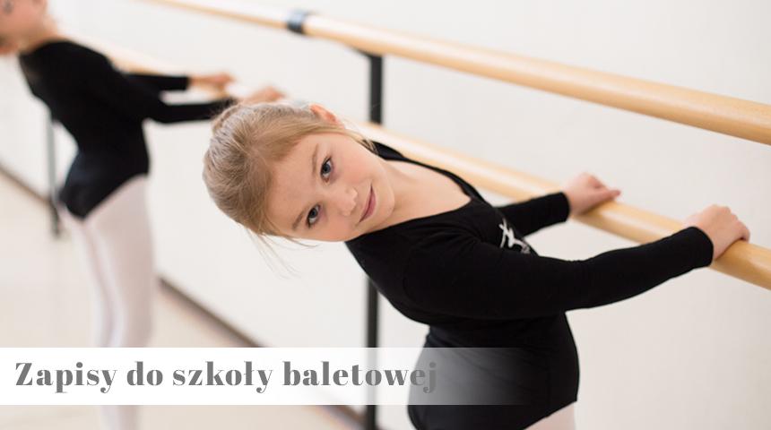 Zapisy do Szkoły Baletowej Anny Niedźwiedź