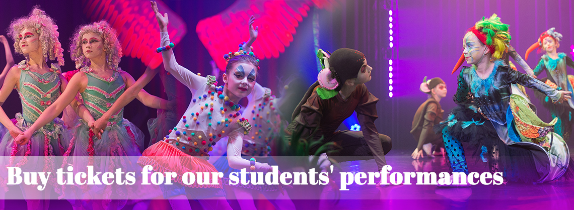 performance ballet school Poznan