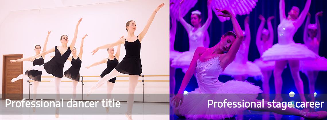 professional ballet education ballet school