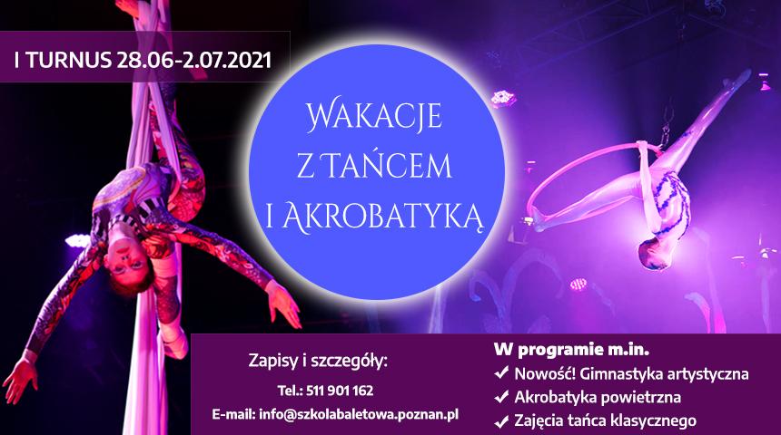 akrobatyka w Poznaniu