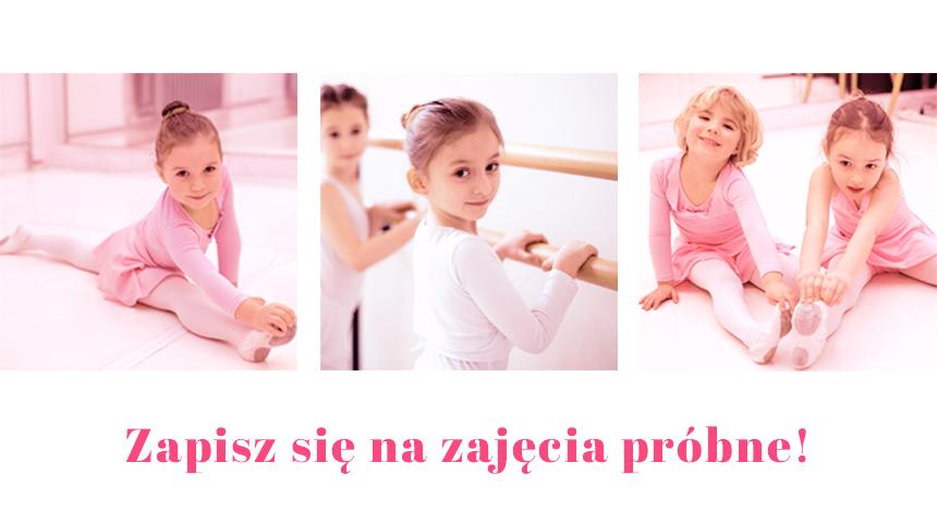 Balet w poznaniu zajęcia próbne